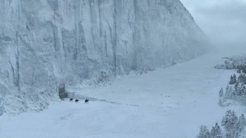 Juego de Tronos y Escocia - El Muro y el muro de Adriano