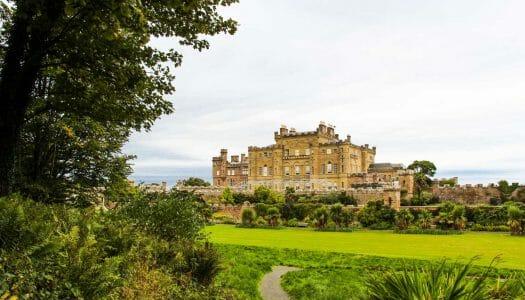 Los 15 castillos más bonitos de Escocia