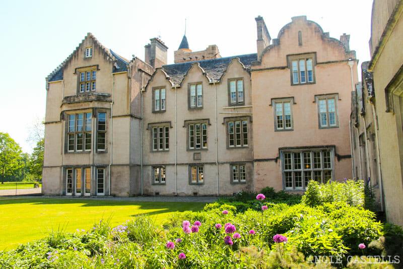 Los castillos más bonitos de Escocia - Brodie Castle