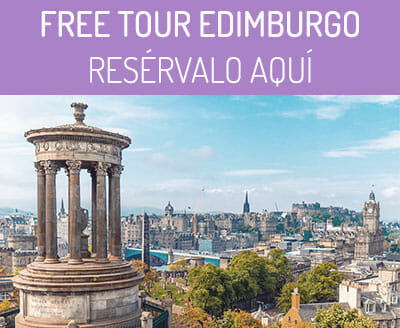 Reservar Free Tour por Edimburgo con Viajar por Escocia