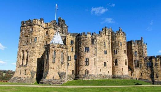 Visitar el castillo de Alnwick, escenario de Harry Potter