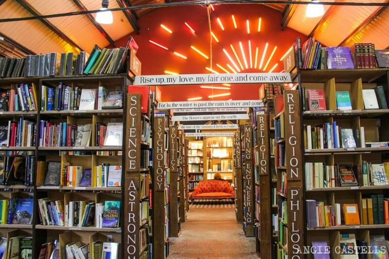 Barter Books, una de las librerías más bonitas del Reino Unido