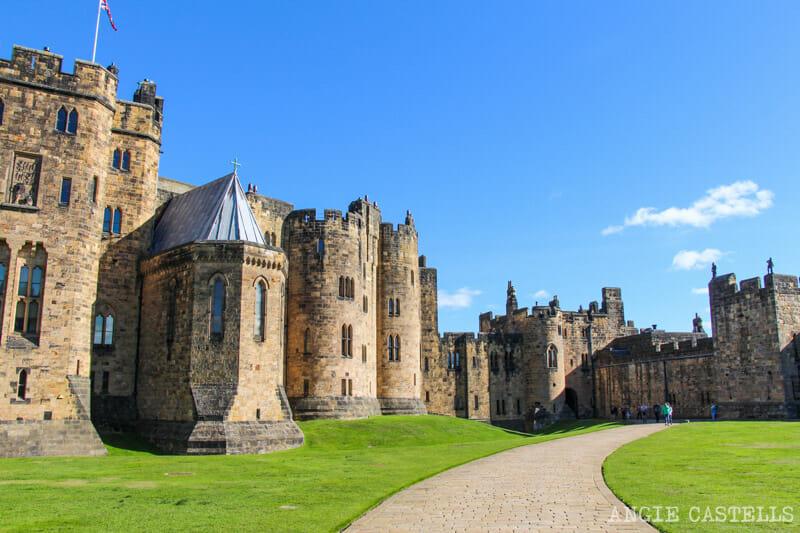 Guía para visitar el castillo de Alnwick, en el norte de Inglaterra
