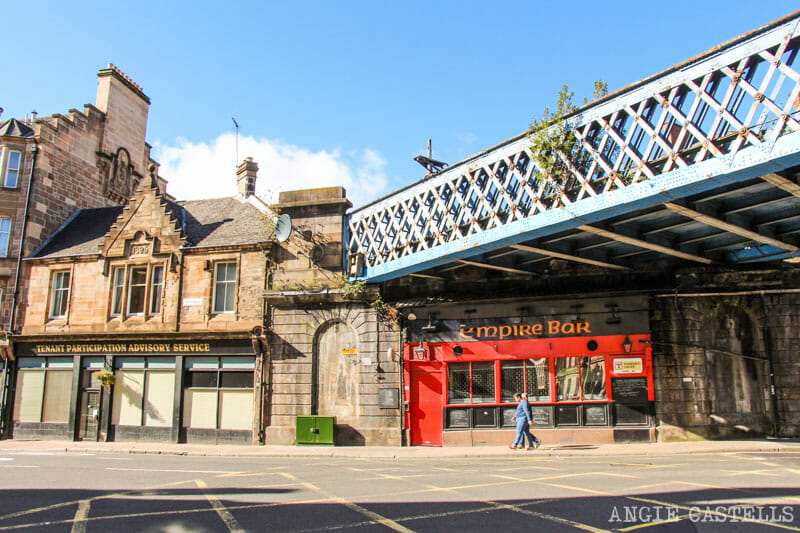 Calles de Glasgow
