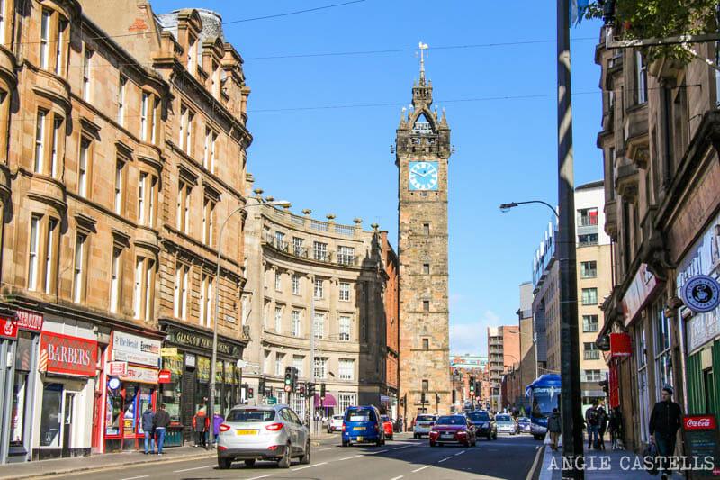 El centro de Glasgow - Qué hacer gratis en la ciudad