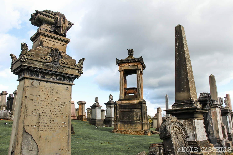 La Necrópolis de Glasgow - Misterios y leyendas de Escocia