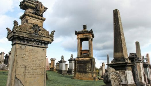 Misterios y leyendas escalofriantes de Escocia