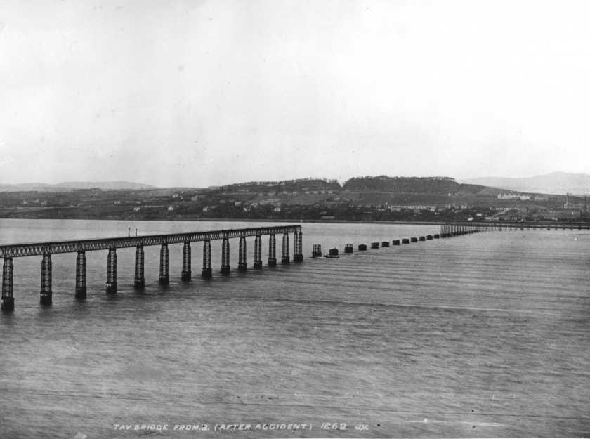 El desastre del Tay Bridge - Misterios de Escocia
