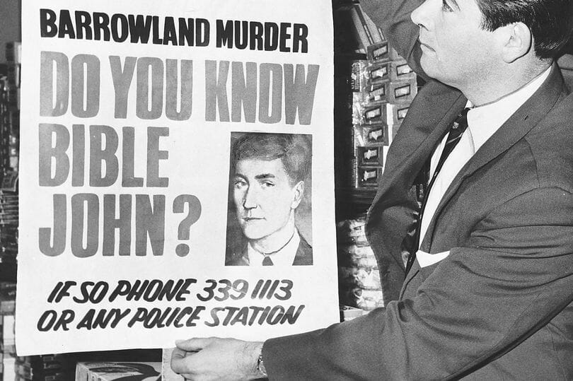 Bible John, el asesino en serie de Glasgow