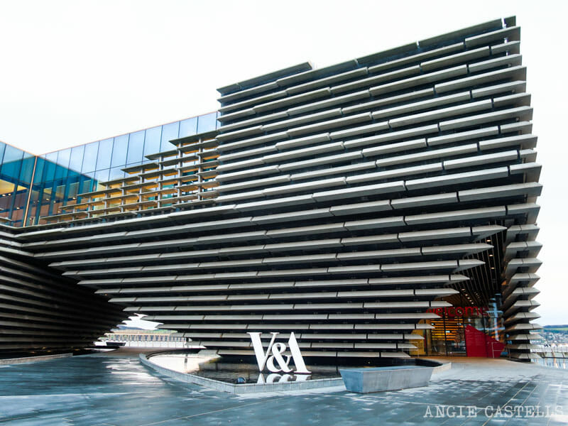 Que hacer en Dundee - Visitar el museo VA
