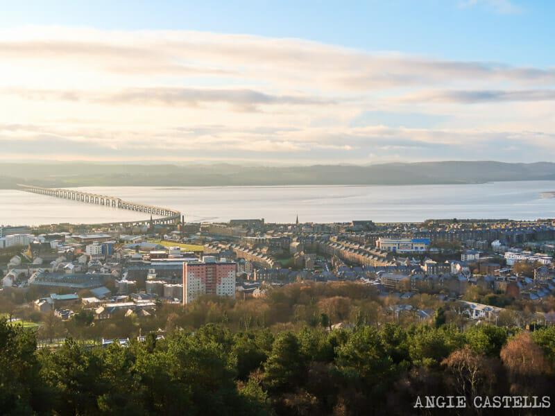 Que hacer en Dundee en 1 o 2 dias - Subir al Dundee Law