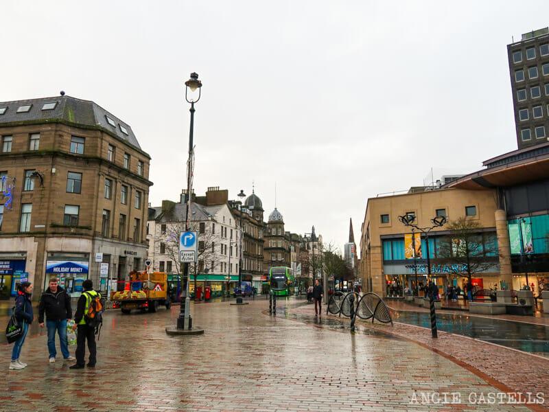 Qué ver en el centro de Dundee