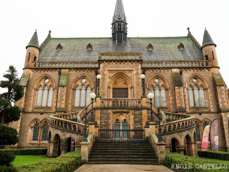The McManus, uno de los museos de Dundee