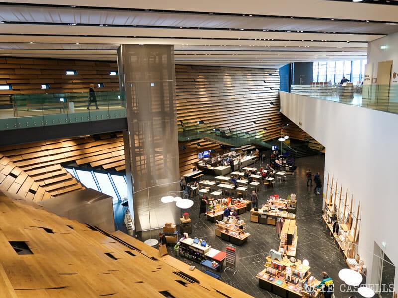 Visitar el museo VA en Dundee