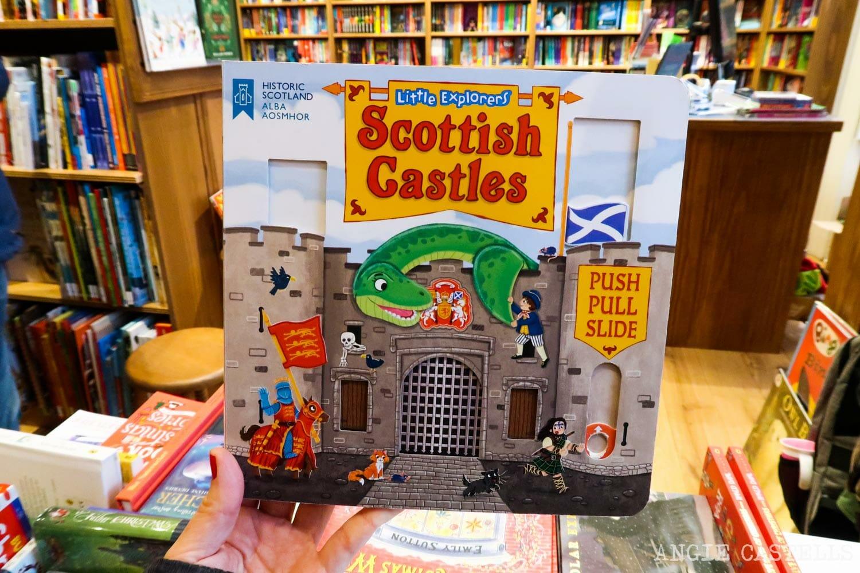 Consejos para visitar Edimburgo con niños