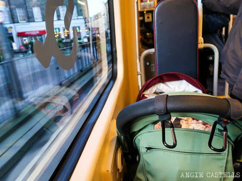 Cómo moverte por Edimburgo con niños