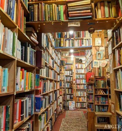 Armchair Books, una de las mejores librerías de Edimburgo