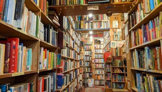 Las librerías más bonitas de Edimburgo