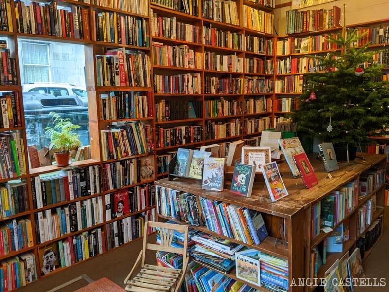 Las librerías más bonitas de Edimburgo - Tills Bookstore
