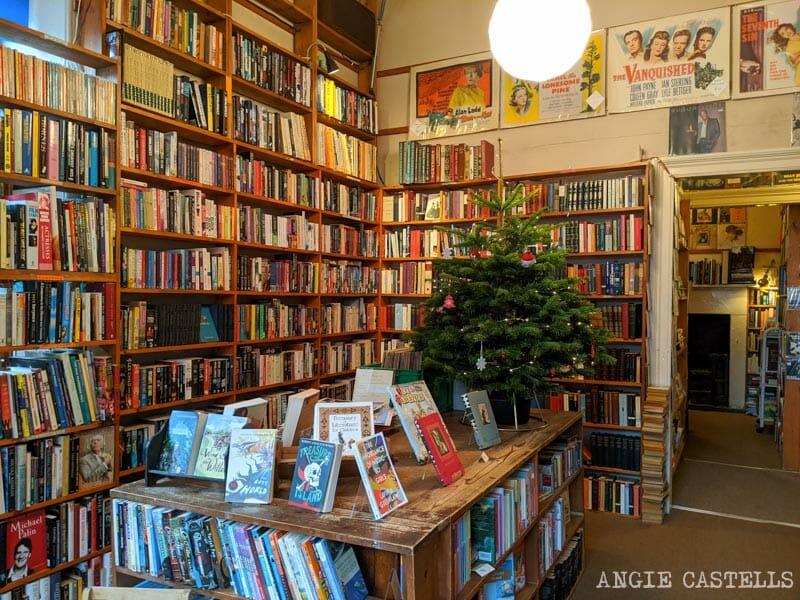 Tills Bookshop, una de las mejores librerías de Edimburgo