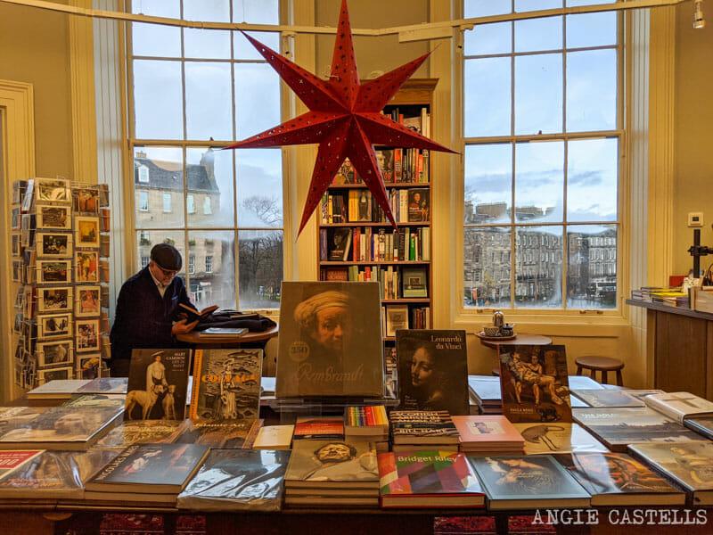 Las mejores librerías de Edimburgo - Topping & Company Booksellers