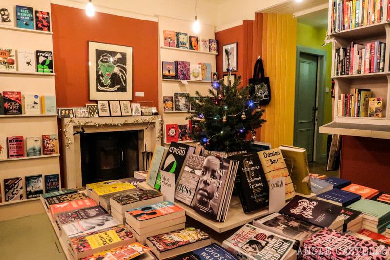 Golden Hare Books, una preciosa librería de Edimburgo