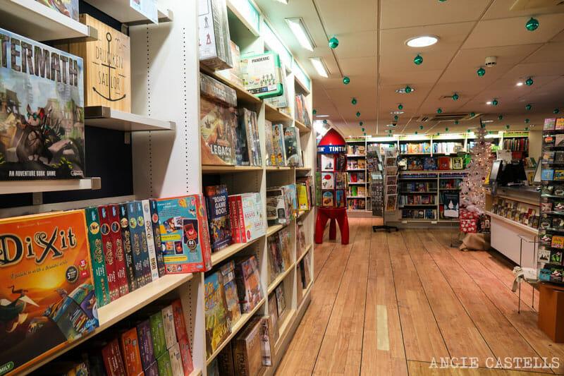 Las mejores librerías de Edimburgo - Blackwells