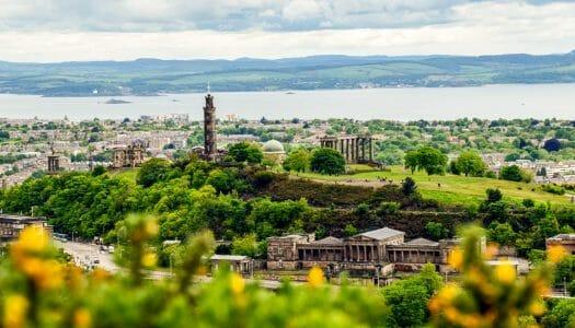 Las ciudades más importantes de Escocia (mapa + ideas)