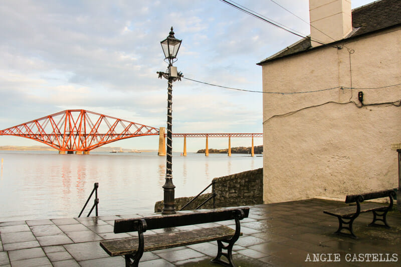 O que ver em South Queensferry - The Forth Bridges