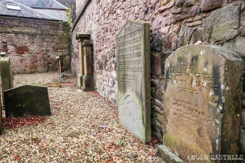 Secretos de Edimburgo - Sciennes Jewish Cemetery