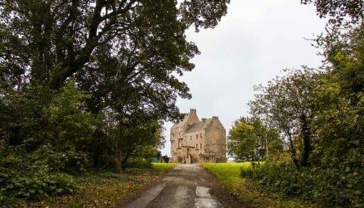 Visitar el Lallybroch de Outlander (Midhope Castle)