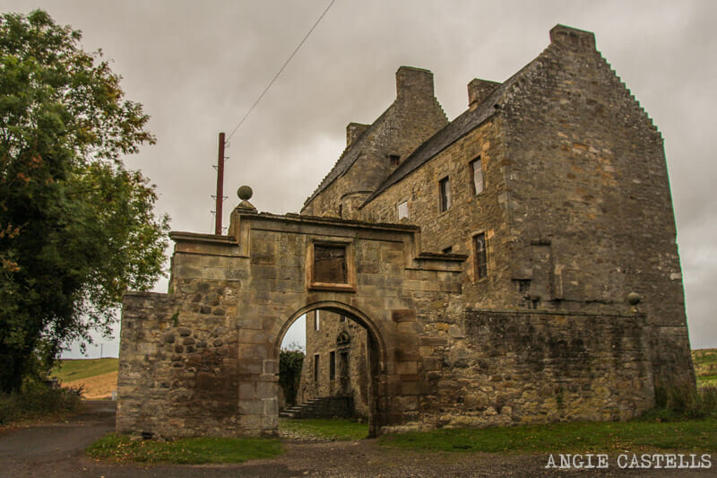 Visitar Lallybroch, uno de los escenarios de Outlander cerca de Edimburgo 2