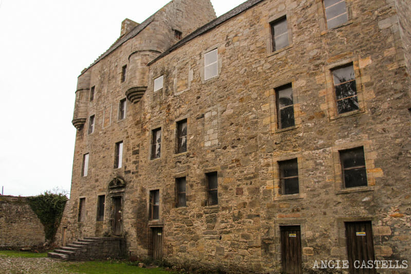 Cuanto cuesta visitar el Midhope Castle y como llegar al Lallybroch de Outlander